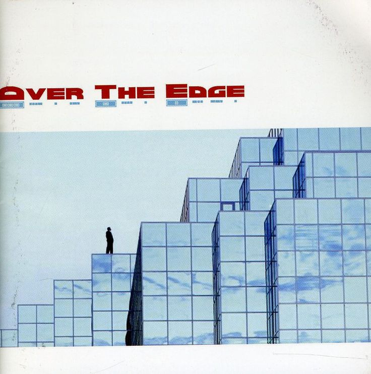 Mickey Thomas - Over The Edge, Black