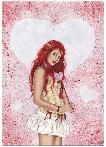 magical valentine kiss nanofate doujin