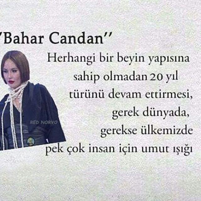 Bahar Candan... #mizah #caps #vine #komik #eğlence #fenerbahce #besiktas #galatasaray #trabzonspor #video #komedi #hayat #herkese #şans #kızlar #kadın #erkek #sevgili #aşk #kanka #troll #bugün #akşam #fake #türkiye #istanbul #izmir #süper #gerçek #gece http://turkrazzi.com/ipost/1515794824003303489/?code=BUJL1yFF7hB