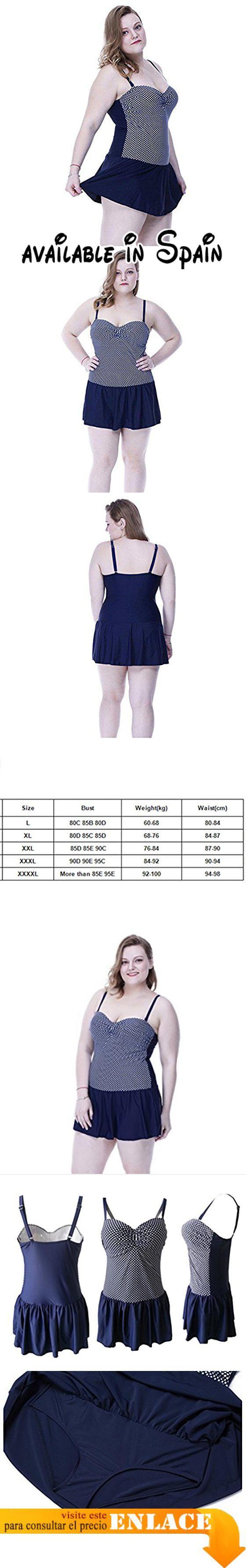 B06XR8HDTF : SHISHANG Las mujeres traje de baño de cuerpo de bikini traje de baño de Europa y la playa del traje de baño de aguas termales complejo de alta elasticidad protección del medio ambiente de Estados Unidos  zhangs blue  xl. Material: 87% poliester spandex del 2057% Elasticidad: elasticidad suave buena. Características: impermeable durable respetuoso del medio ambiente superelastic versión perfecta del diseño mano de obra exquisita para crear una