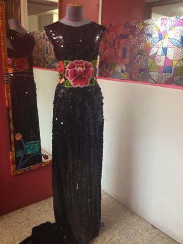 Moda étnica mexicana