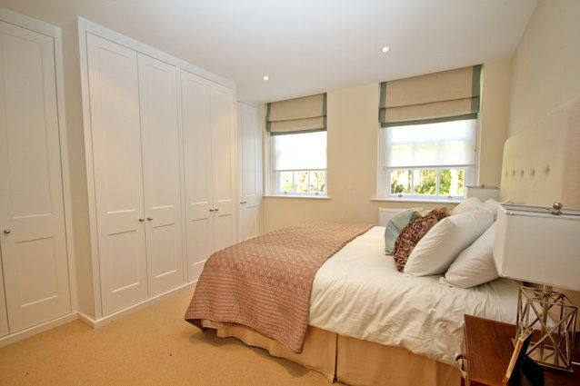 wardrobes in alcoves - Google Search
