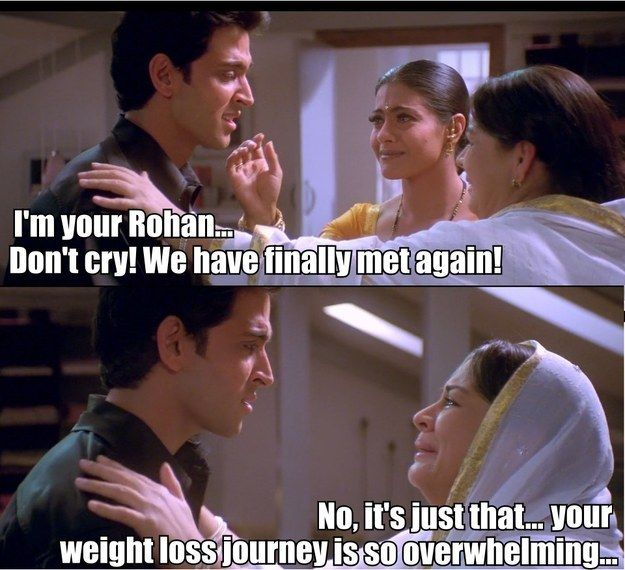 "An Accurate And Honest Summary Of ""Kabhi Khushi Kabhie Gham"""
