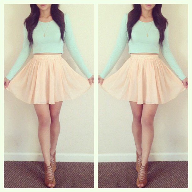17 Best images about Ways To Wear Skater Skirts on Pinterest ...