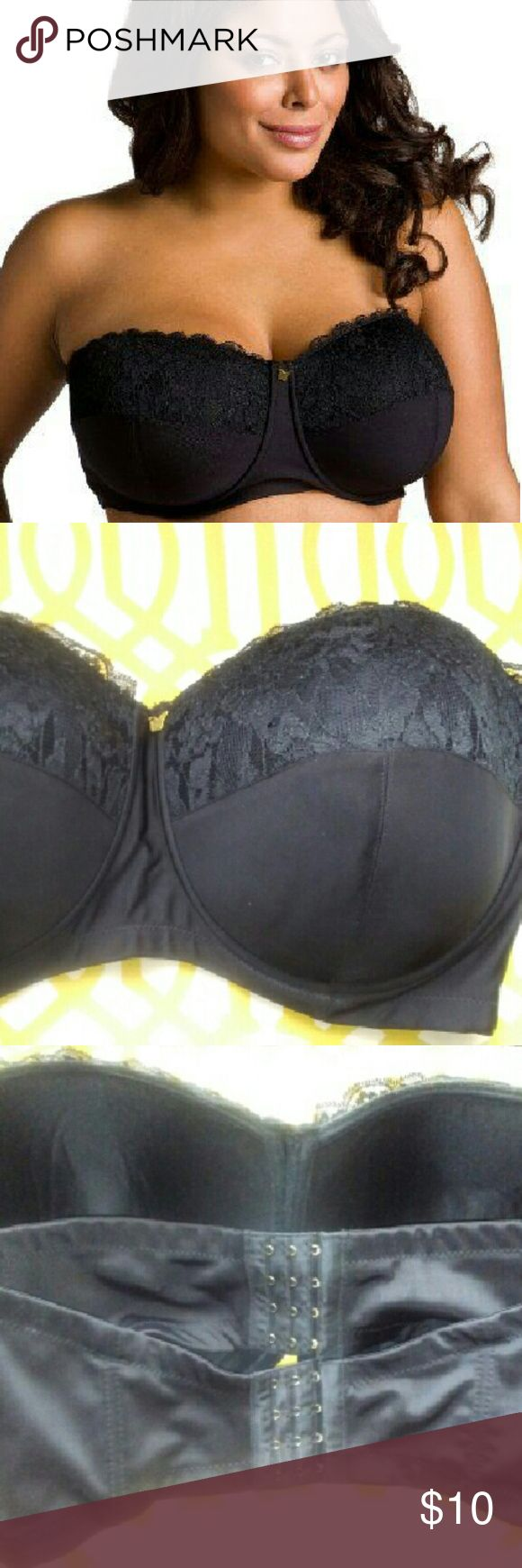 Ashley Stewart Jill Scott  Butterfly Bra Ashley Stewart Jill Scott Butterfly Bra Size 42 DDD. Convertible bra this bra has never been worn, however I lost the straps to go to the bra. But I'm sure you can purchase bra straps. This is a great bra for strapless dresses and halter tops. Ashley Stewart Intimates & Sleepwear Bras