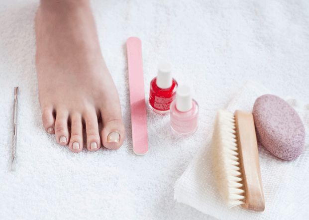 pedicure tools