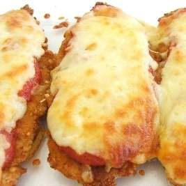 Recipe Chicken Parmigiana by Pingping - Recipe of category Main dishes - meat