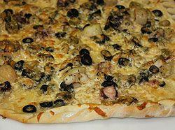 секреты итальянской пиццы. Мастер-класс
