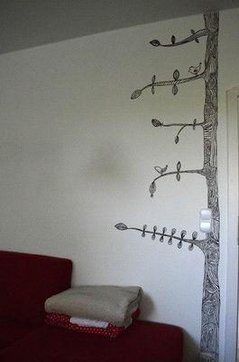 Ikea Gardinen und einfach ma mehr draus machen - Tintenelfe Blog