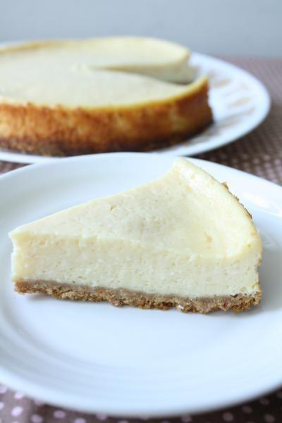 「塩麹チーズケーキ」のレシピ by Manhattan Cafeさん | 料理レシピブログサイト タベラッテ