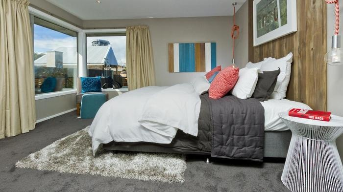 Ben & Libby's home renovation on season 1 of The Block NZ. Building work by our team at Haven Building Concepts. Visit www.havenbuildingconcepts.co.nz