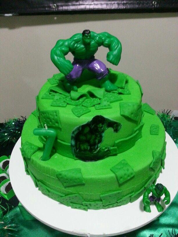Bolo do Incrível Hulk                                                                                                                                                                                 Mais