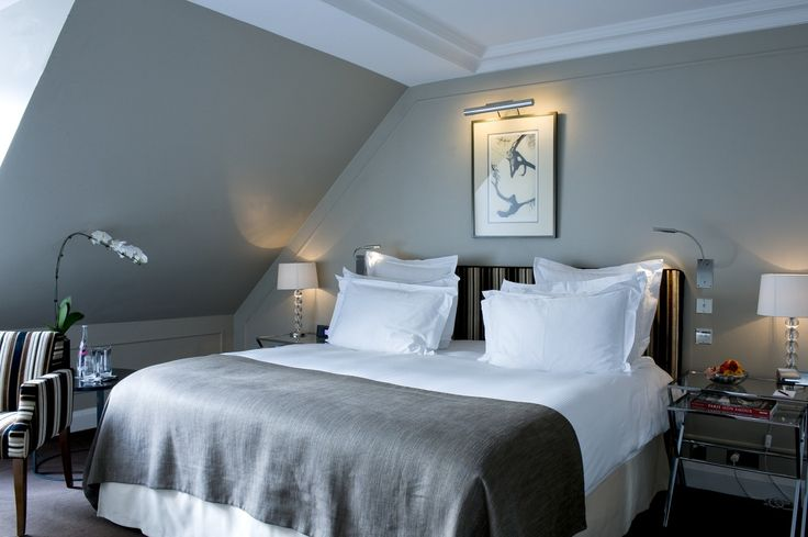 Le Burgundy Paris I Suites de luxe