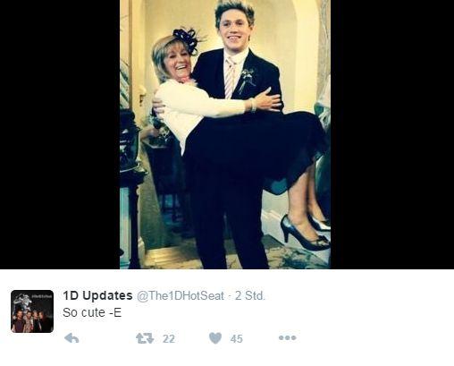 One Direction: So süß sind Niall Horan und seine Mama! (Foto) - News - myheimat.de