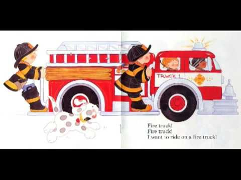 Fire Truck by Ivan Ulz - YouTube