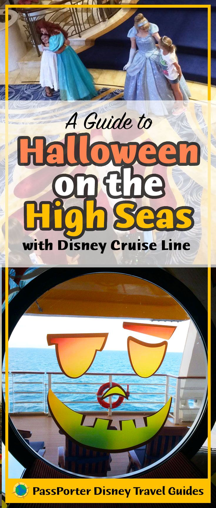 Make the most of your Halloween cruise on the Disney Cruise Line | PassPorter.com