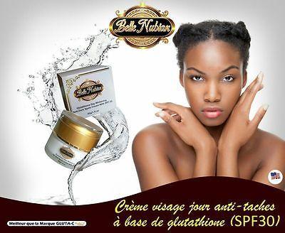 GLUTATHIONE whitening Day Cream SPF 30