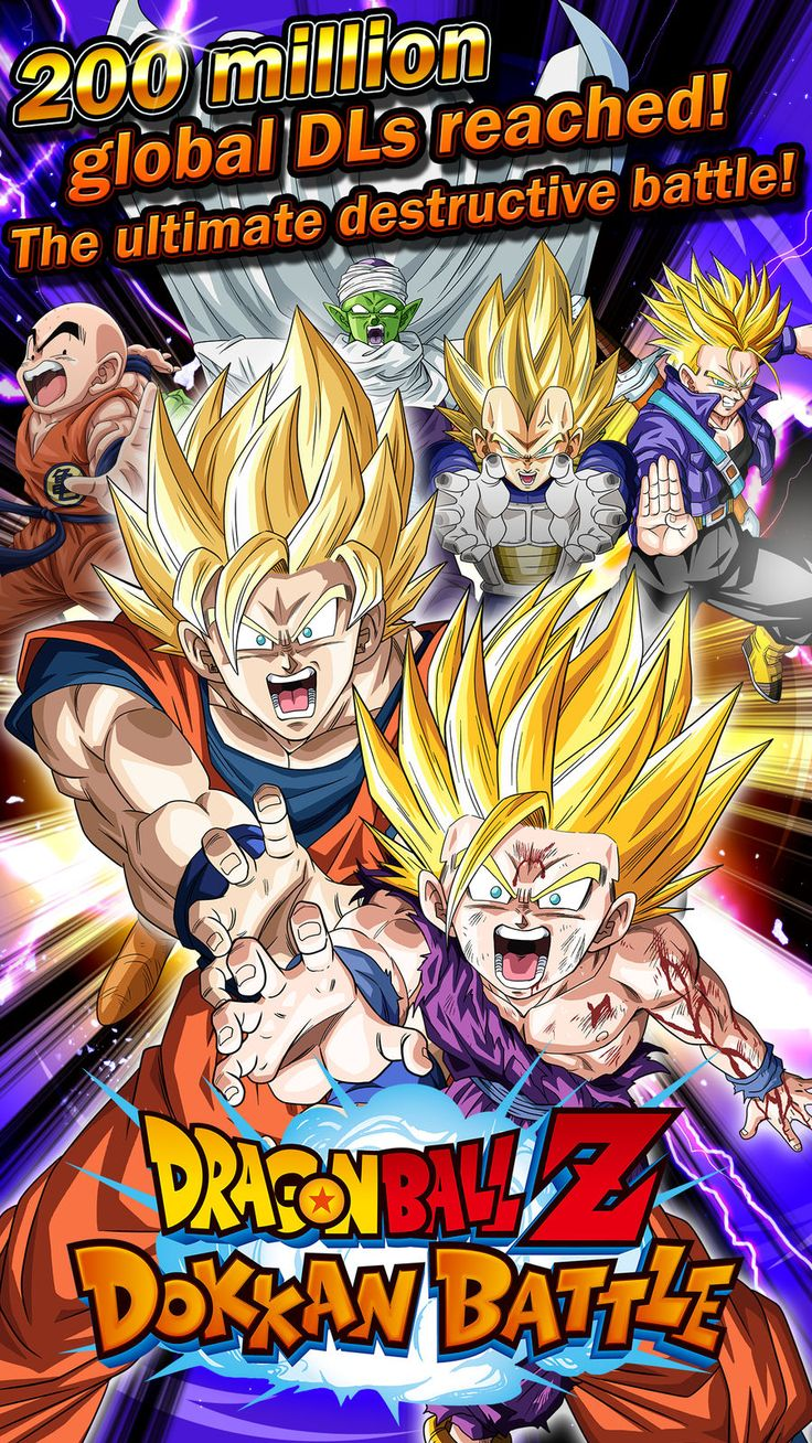 DRAGON BALL Z DOKKAN BATTLE EntertainmentNAMCOGames