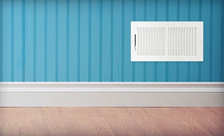$99 for Air-Duct and Vent Cleaning for up to 10 Vents ($199 Value)