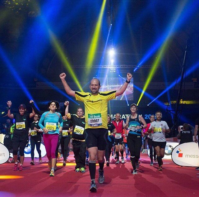 It's already Wednesday and the final countdown to the 2016 Frankfurt Marathon begins. Who's running in Frankfurt this year? . . . . Follow us use hashtag #wonderfulrunning and join the movement . . . . . . . . @frankfurtmarathon