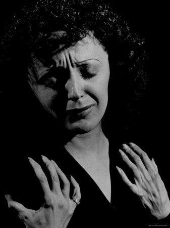 Edith Piaf - directamente desde el corazón // tout droit du coeur // straight from the heart