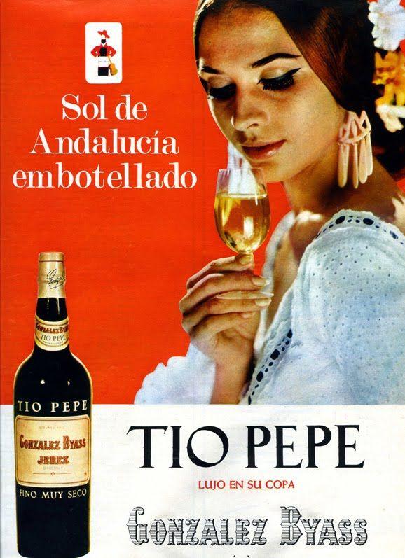 17 mejores im genes sobre posters en pinterest antigua for Cartel tio pepe