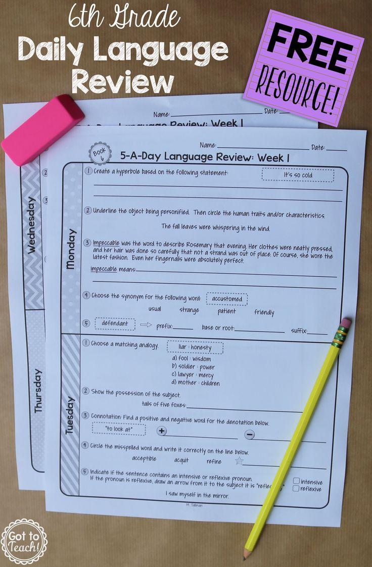 11 best MS- LANGUAGE ARTS images on Pinterest | School, Middle ...
