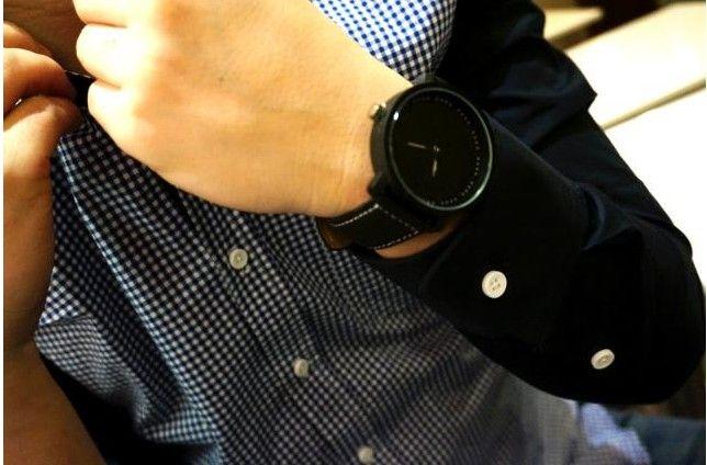 2014 unisex pulseira de couro relógios homens marca de luxo grandes homens mostrador do relógio para amantes black white lady quartz esporte women dress watch   Confira um novo artigo em http://relogiosejoias.com.br/products/2014-unisex-pulseira-de-couro-relogios-homens-marca-de-luxo-grandes-homens-mostrador-do-relogio-para-amantes-black-white-lady-quartz-esporte-women-dress-watch/