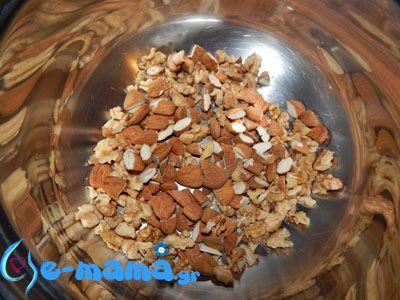 Μπάρες δημητριακών οι πεντανόστιμες