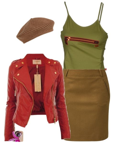 Colors - khaki suits whom? - SupervizážSubdued autumn needs a neutral and subtle shades of khaki.