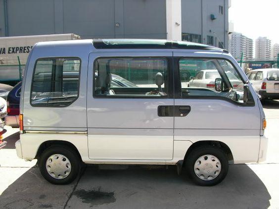 1994 Subaru Sambar: