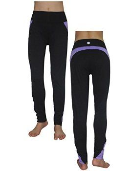 Balance Collection (By Marika) Womens Sports Skinny Leggings / Yoga Pants