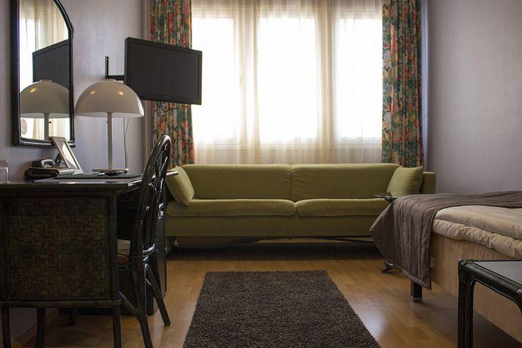Room, Hotelli Lohja   by visitsouthcoastfinland #visitsouthcoastfinland #Finland #Lohja #hotelroom #hotellilohja