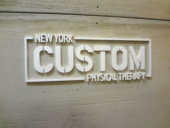 Laser Cut Acrylic Sign Letters Nyc Waterjet Cut Metal