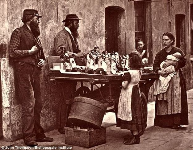 Community Post: The exotic down and outs of Victorian London