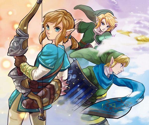 The Legend of Zelda.   新作やらアニメやら byすずの
