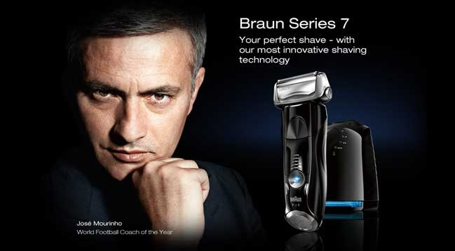 braun shavers / Today I bought a Braun electric shaver (series 3). Its simply awesome!