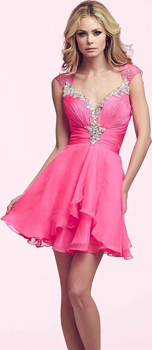 Mejores 44 imágenes de Red prom dresses en Pinterest | Vestidos ...