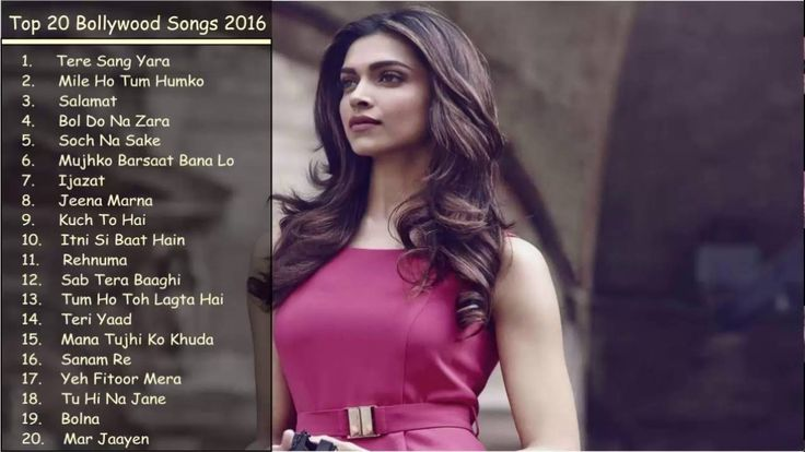 Top Bollywood Songs 2016 | Best of Bollywood | New & Latest Songs Jukebox