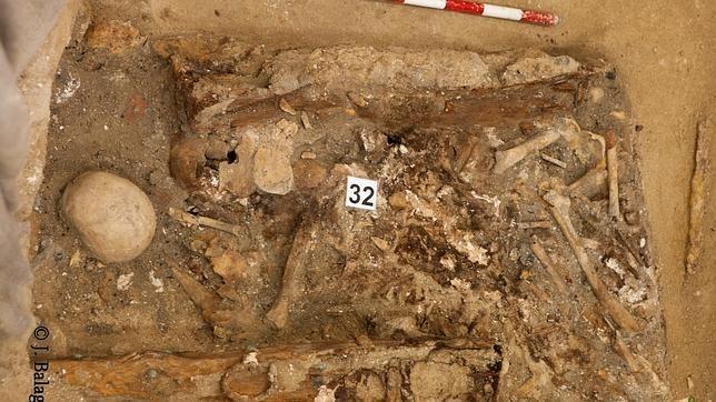 Expertos aseguran haber hallado los restos de Miguel de Cervantes