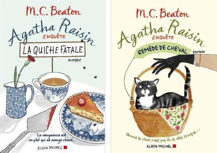 Retraite anticipée M.C. Beaton est née en Écosse, à Glasgow. Auteure de nombreux ouvrages, elle a notamment créé un personnage ébouriffant: Agatha Raisin. C'est une quinqua qui décide de vend…