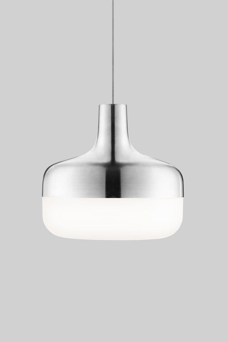 Korona Light by Harri Koskinen for Valoarte – Pendant, Aluminum, 2700K–4000K