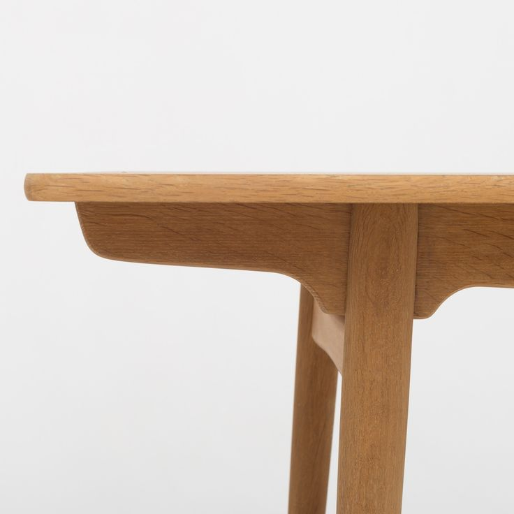 AT 310 - Dining table in oak
