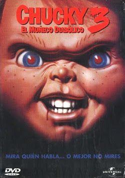 """Ver película Chucky 3 online latino 1991 gratis VK completa HD sin cortes descargar audio español latino online. Género: Terror Sinopsis: """"Chucky 3 online latino 1991"""". """"El muñeco diabólico 3"""". """"Child's Play 3"""". Ocho años después del día en que creyó haber destruido a"""