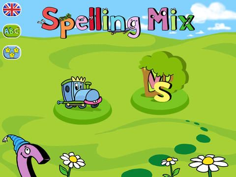 Early Learning spelling app.