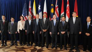 "Obama Seeks Fast Track for TPP, Trade Deal that Could Thwart ""Almost Any Progressive Policy or Goal"""