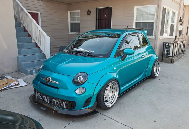 17 Best Images About Fiat 500 Abarth On Pinterest