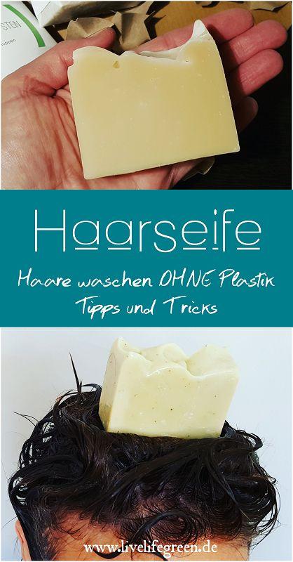 Haarseife ist eine tolle Alternative zu Shampoo. Zerowaste, ganz ohne Plastikverpackung und nicht nur aus Reisen und im Urlaub super praktisch. Hier gibt es Tipps und Tricks für die Anwendung. So klappt die Umstellung ganz bestimmt ;-)!