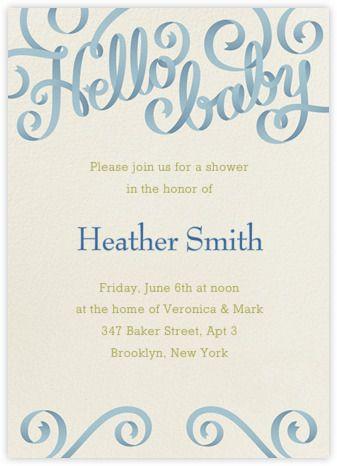 8 best Baby Shower Invites images on Pinterest Paperless post