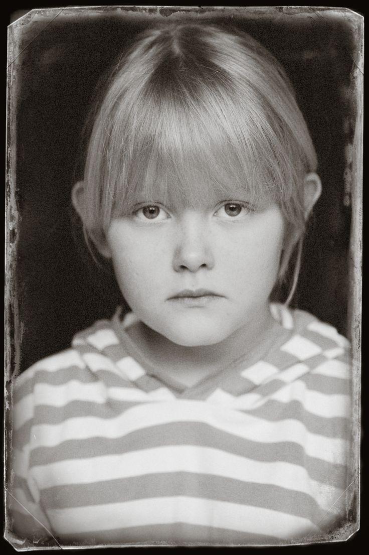 Model: Astrid Foto:Rikke Skov